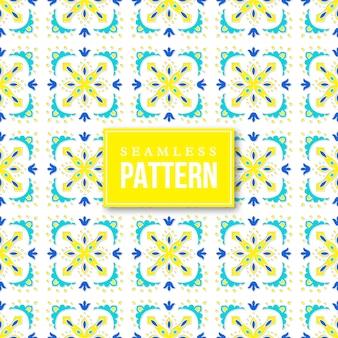 Sem costura padrão ornamental. tradicional turco, marroquino, arabesco, ornamentos mexicanos.