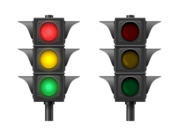 Semáforos isolados