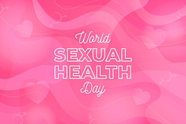 Sensibilização para o dia mundial da saúde sexual