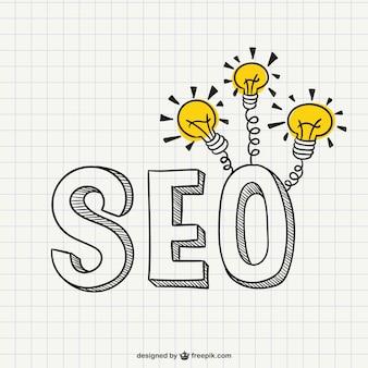 Seo idea vector