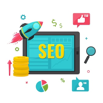 Seo, marketing online
