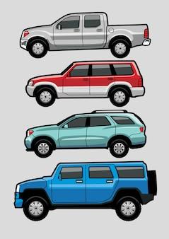 Série de séries de carros 3