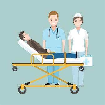 Serviço de emergencia médica
