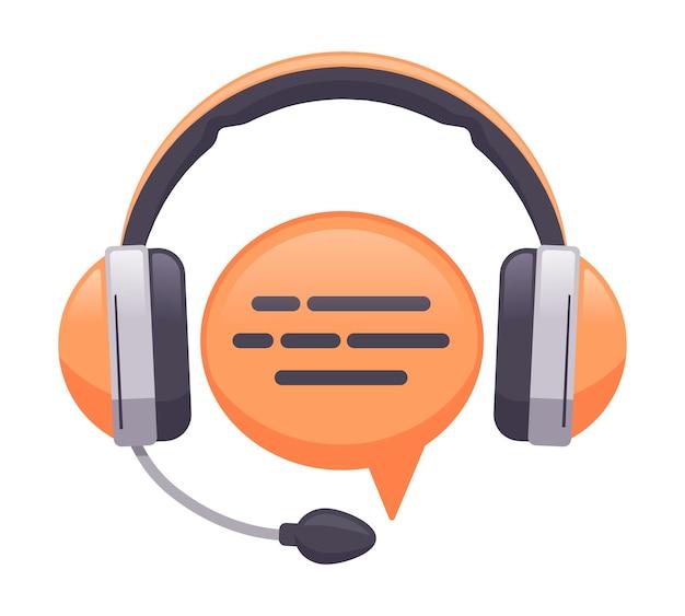 Serviço de suporte para fones de ouvido