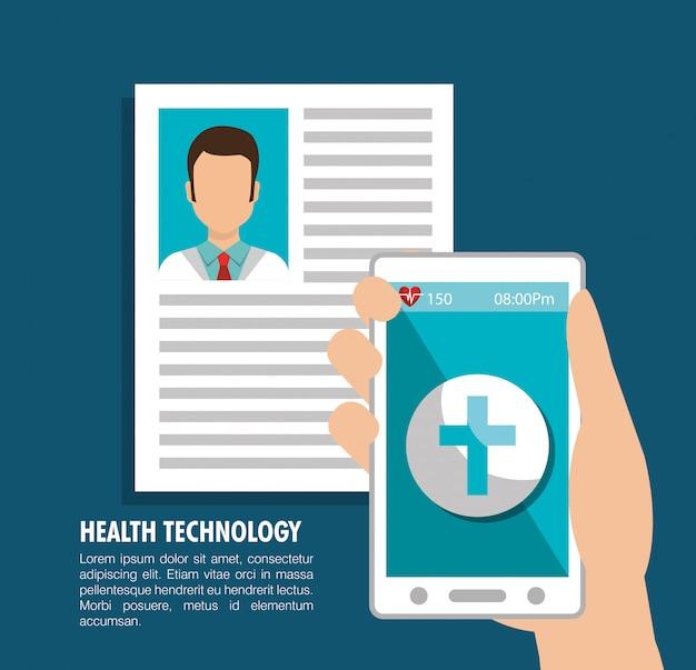 Serviço de tecnologia em saúde