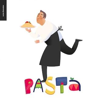 Serviço italiano