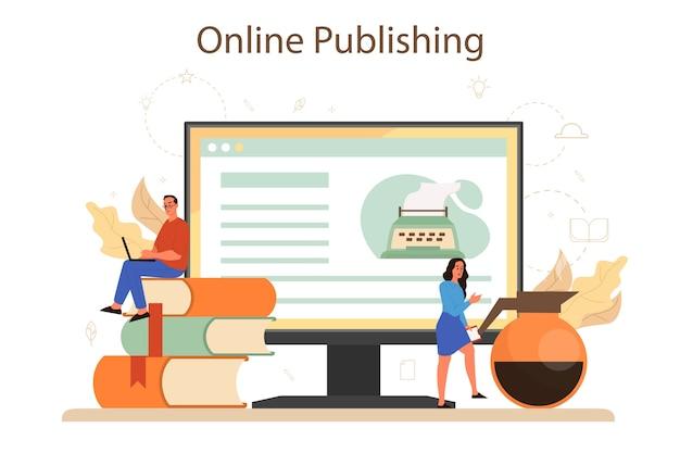 Serviço ou plataforma online de crítico profissional