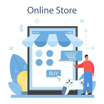 Serviço ou plataforma online de desenvolvimento de aplicativos móveis