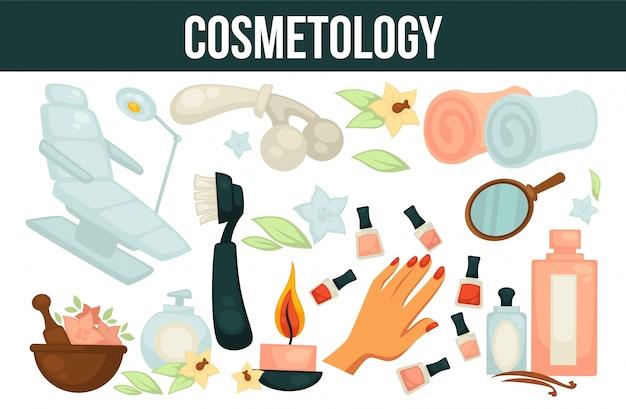 Serviços de cosmetologia para beleza e saúde