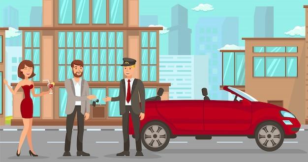 Serviços de driver