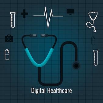 Serviços de saúde médico isolado