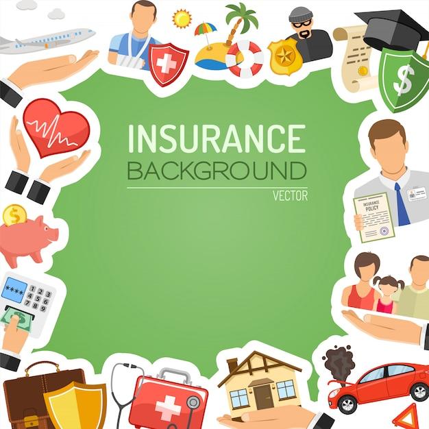 Serviços de seguro