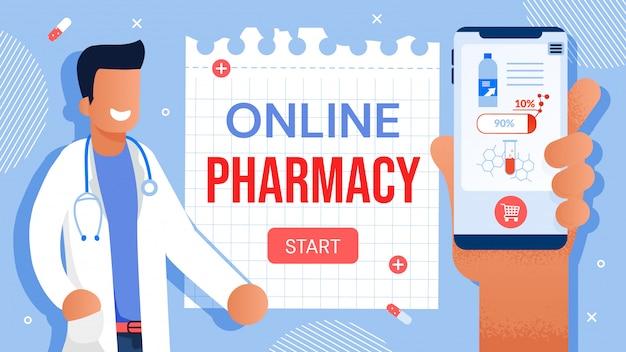 Serviços médicos on-line para tratamento de pacientes