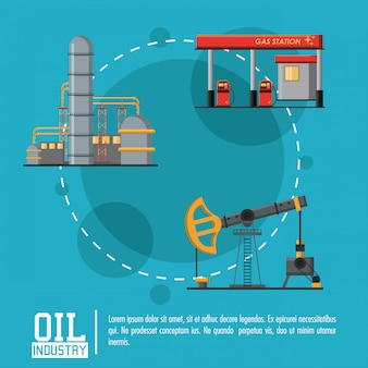 Setor de petróleo e petróleo