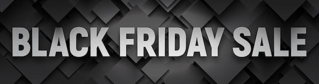 Sexta-feira negra venda ampla faixa