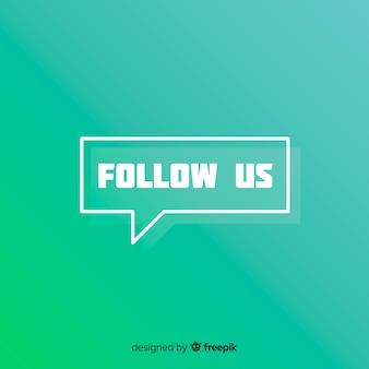 Siga-nos