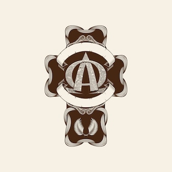 Símbolo alfa e ômega