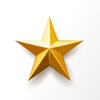 Símbolo de classificação realista Vetor Premium