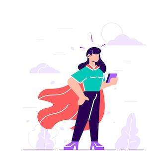 Símbolo de negócios de ambição, sucesso, motivação, coragem e desafio