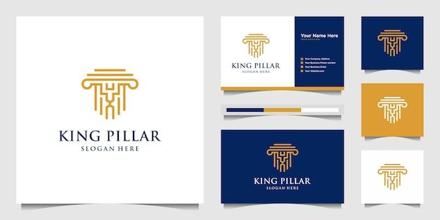 Símbolo do pilar. escritório de advocacia, escritórios de advocacia, serviços de advogados