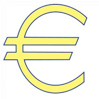 Símbolo monetário do euro