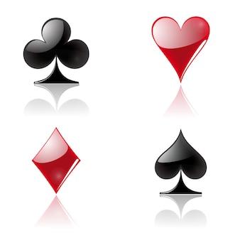 Símbolos de cartões
