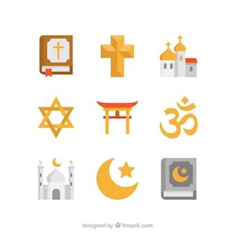 Símbolos religião
