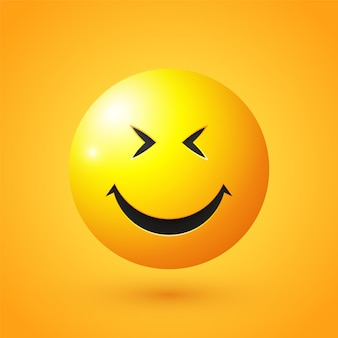 Simling face emoji