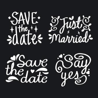 Simples salvar as letras de data