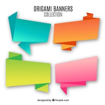 Sinais de origami