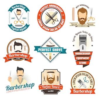 Sinal de barbearia