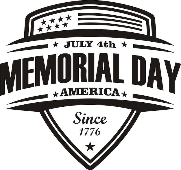 Sinal do memorial day, 4 de julho
