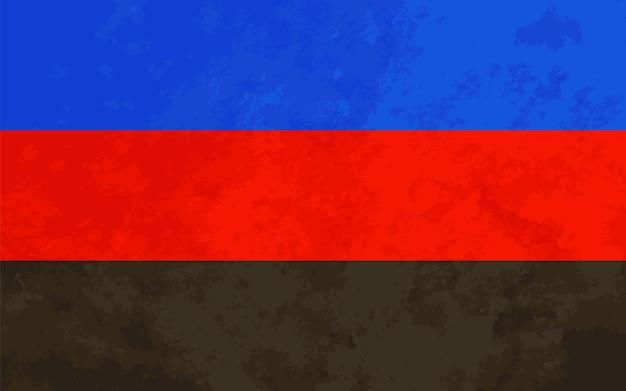 Sinal poliamoroso, bandeira do orgulho poliamoroso com textura