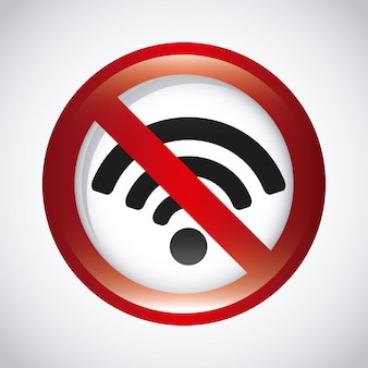 Sinal wifi