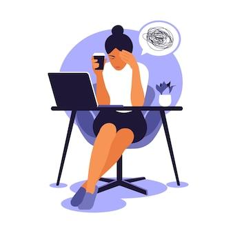 Síndrome de burnout profissional