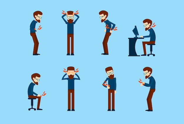 Síndrome do trabalhador de escritório