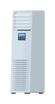 Sistema de ar condicionado montado no piso