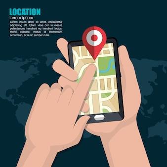 Sistema de localização geográfica