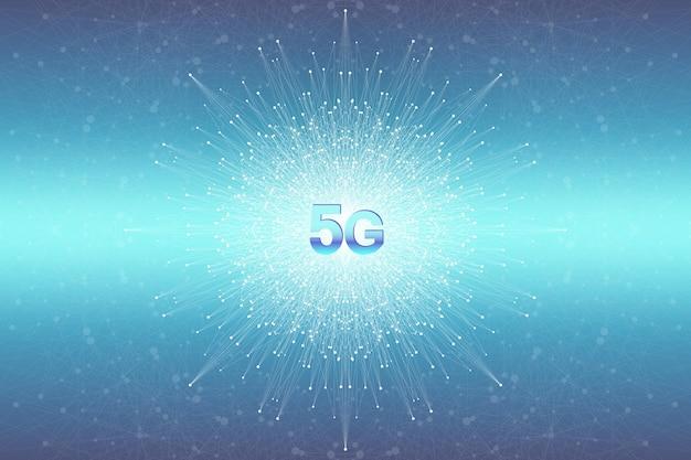 Sistemas sem fio de rede 5g