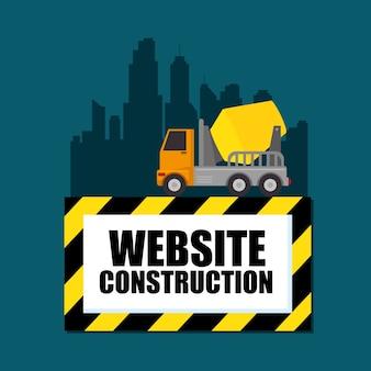 Site em construção