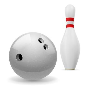 Skittle com bola