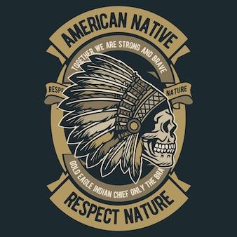 Skul nativo americano