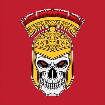 Skull legionnaire