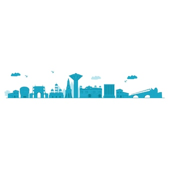 Skyline de punjab
