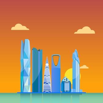 Skyline de riade