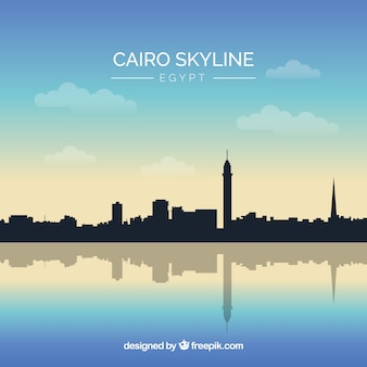 Skyline do cairo