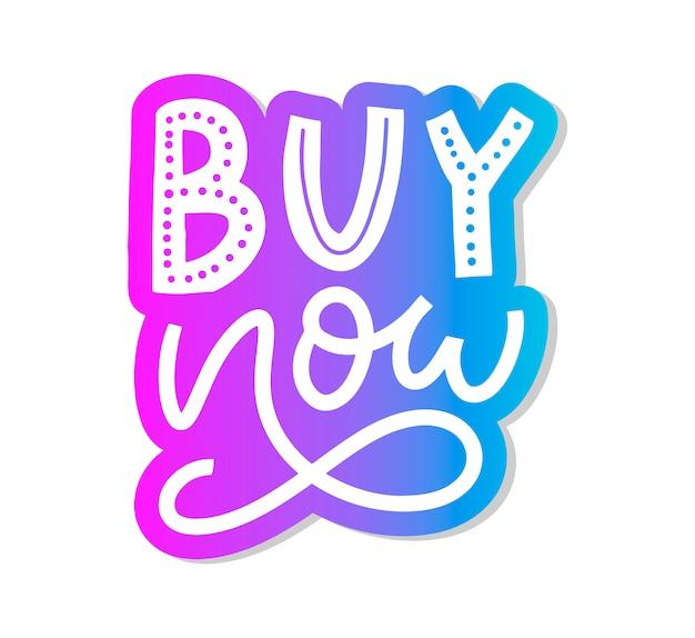 Slogan compre agora letras
