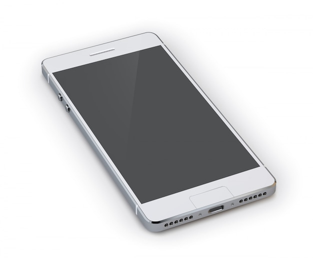 Smartphone ilustração 3d