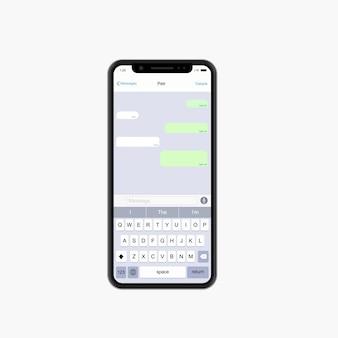 Smartphone novo conceito moderno