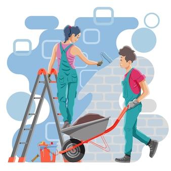 Sob o conceito de construção